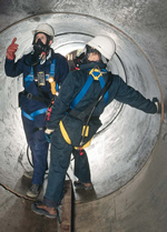 Confined Space Respiratory Protection
